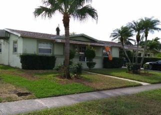 Pre Foreclosure in Fort Lauderdale 33309 NW 41ST ST - Property ID: 1136104263