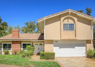 Pre Foreclosure in Westlake Village 91361 HILLSBURY RD - Property ID: 1136333326