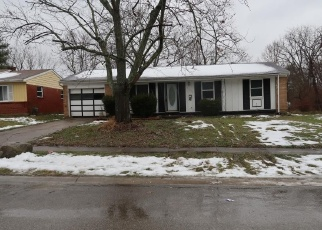 Pre Foreclosure in Cincinnati 45240 MAPLEHILL DR - Property ID: 1136337268