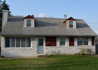 Pre Foreclosure in Wenonah 08090 HARVARD AVE - Property ID: 1136385895