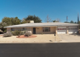 Pre Foreclosure in Las Cruces 88005 TOPLEY AVE - Property ID: 1136812924