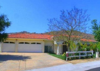 Pre Foreclosure in West Hills 91307 DAPPLEGRAY RD - Property ID: 1138270488