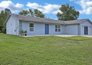 Pre Foreclosure in Loxahatchee 33470 ORANGE GROVE BLVD - Property ID: 1138866578
