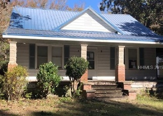 Pre Foreclosure in Ridgeland 29936 FLOYD RD - Property ID: 1139480168
