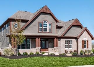 Pre Foreclosure in Mc Cordsville 46055 SOARING EAGLE LN - Property ID: 1139773621