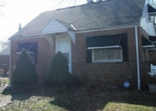 Pre Foreclosure in Euclid 44132 MARSDON DR - Property ID: 1141586387