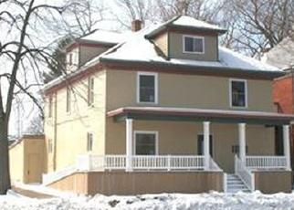 Pre Foreclosure in Michigan City 46360 WASHINGTON ST - Property ID: 1142464977
