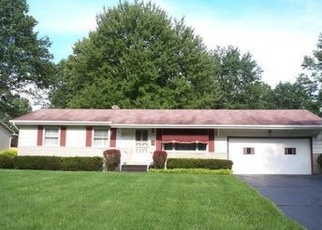 Pre Foreclosure in Youngstown 44511 VOLLMER DR - Property ID: 1142690527