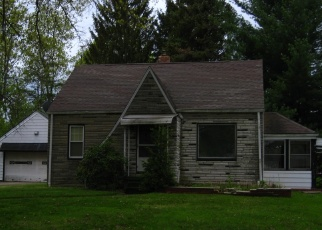 Pre Foreclosure in Youngstown 44509 N SCHENLEY AVE - Property ID: 1142709801