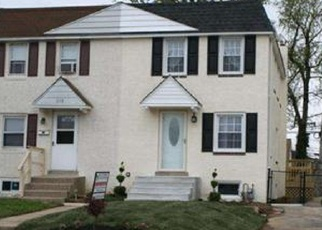 Pre Foreclosure in Woodlyn 19094 DERWOOD DR - Property ID: 1143388656