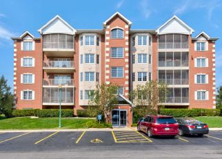 Pre Foreclosure in Tinley Park 60487 GREENWAY BLVD - Property ID: 1143448658