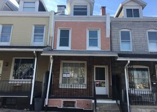 Pre Foreclosure in Reading 19604 ROBESON ST - Property ID: 1143642231