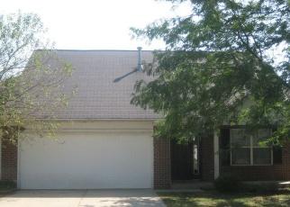 Pre Foreclosure in Indianapolis 46254 FALCON GROVE DR - Property ID: 1143808230
