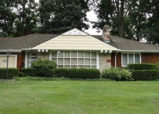 Pre Foreclosure in Cleveland 44112 FOREST HILLS BLVD - Property ID: 1144260665