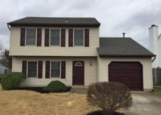 Pre Foreclosure in Swedesboro 08085 CHICKADEE CT - Property ID: 1144716594