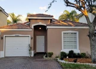 Pre Foreclosure in Miami 33196 SW 162ND CT - Property ID: 1145927587