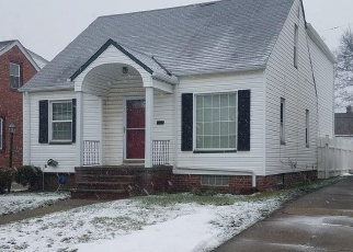 Pre Foreclosure in Cleveland 44128 THROCKLEY AVE - Property ID: 1146131239