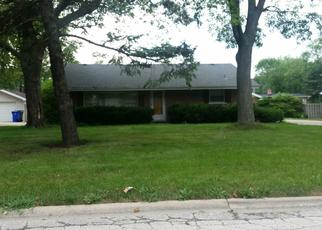 Pre Foreclosure in Palos Heights 60463 S MAJOR AVE - Property ID: 1146537242