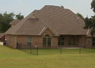 Pre Foreclosure in Jones 73049 DEER RUN - Property ID: 1148786688