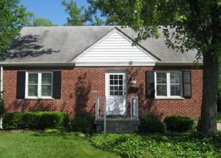 Pre Foreclosure in Cincinnati 45231 GARDENWOOD CT - Property ID: 1149644231