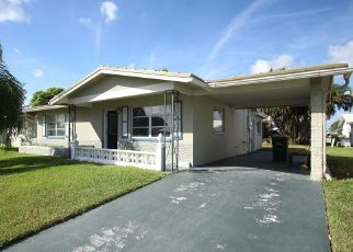 Pre Foreclosure in Fort Lauderdale 33319 MAINLAND DR - Property ID: 1150317405