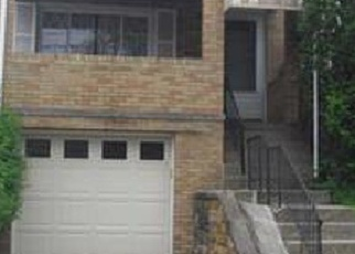Pre Foreclosure in Pittsburgh 15227 VERNON AVE - Property ID: 1151192474