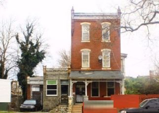 Pre Foreclosure in Philadelphia 19139 VINE ST - Property ID: 1153597386