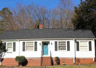 Pre Foreclosure in Greenville 29617 N FRANKLIN RD - Property ID: 1154524133