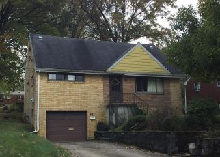 Pre Foreclosure in Pittsburgh 15236 WOODRIFT LN - Property ID: 1163384803