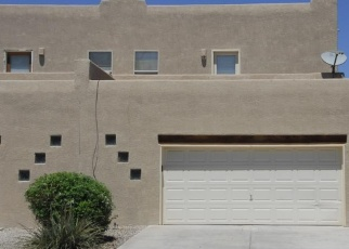 Pre Foreclosure in Albuquerque 87110 SPANISH SUN AVE NE - Property ID: 1164959312