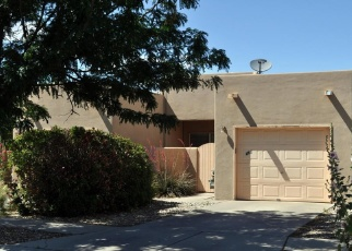 Pre Foreclosure in Albuquerque 87107 CORDOVA AVE NW - Property ID: 1166393233