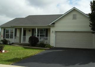 Pre Foreclosure in Cortland 60112 N CHARLES ST - Property ID: 1171141313