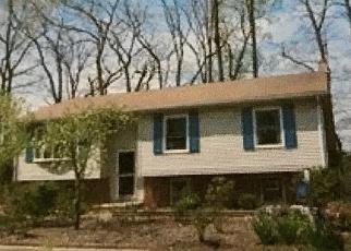Pre Foreclosure in Trenton 08620 SODEN DR - Property ID: 1172365455