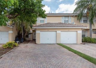 Pre Foreclosure in Fort Lauderdale 33351 NW 53RD CT - Property ID: 1174731384