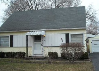 Pre Foreclosure in Rochester 14615 COLIN ST - Property ID: 1175460168