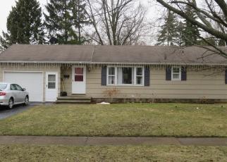Pre Foreclosure in Rochester 14606 GEMINI CIR - Property ID: 1178109482