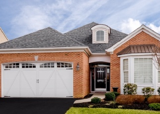 Pre Foreclosure in Princeton Junction 08550 SAN MARCO ST - Property ID: 1181330338