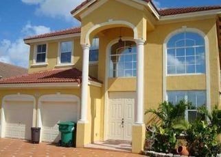 Pre Foreclosure in Miami 33193 SW 164TH AVE - Property ID: 1182603984