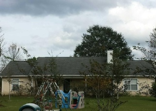 Pre Foreclosure in Wewahitchka 32465 CRESTWOOD LN - Property ID: 1184603768
