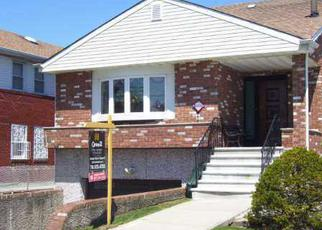 Pre Foreclosure in Howard Beach 11414 157TH AVE - Property ID: 1185104363