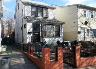 Pre Foreclosure in Jamaica 11433 156TH ST - Property ID: 1185986898