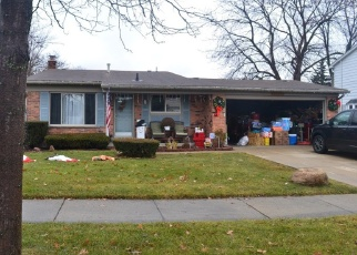 Pre Foreclosure in Trenton 48183 TRUWOOD ST - Property ID: 1187202706