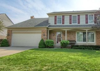 Pre Foreclosure in Canton 48187 MORNINGSIDE RD - Property ID: 1187215393