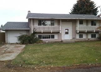 Pre Foreclosure in Medical Lake 99022 W LAUREL DR - Property ID: 1187281986