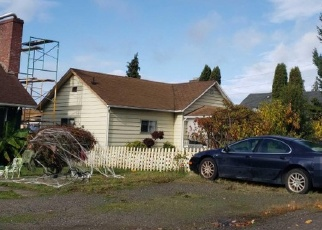 Pre Foreclosure in Tacoma 98409 S PUGET SOUND AVE - Property ID: 1187358617