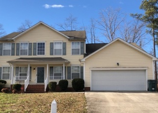 Pre Foreclosure in Richmond 23231 KING EIDER DR - Property ID: 1187595114