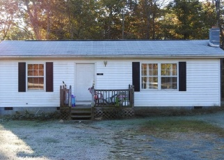 Pre Foreclosure in Gordonsville 22942 MAHANES RD - Property ID: 1187731775