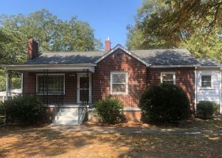 Pre Foreclosure in Greenville 29617 LOUISE AVE - Property ID: 1188352379