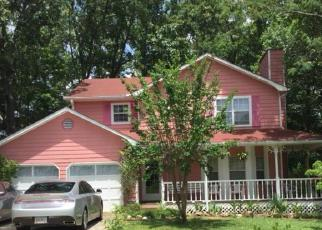 Pre Foreclosure in Stone Mountain 30087 WALTER TRL - Property ID: 1188410637