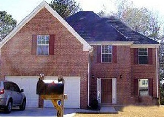 Pre Foreclosure in Morrow 30260 E MEYER DR - Property ID: 1188419837